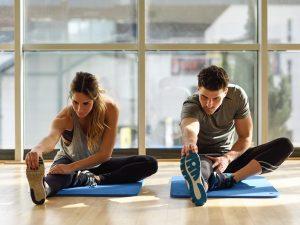 479-schaltbare-elektrische-Sichtschutz-per-Knopfdruck-Physiotherapie-Yoga-klar-transparent