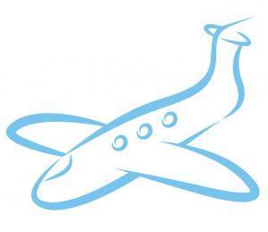 Fahrzeug_0009 Wandtattoo_Flugzeug
