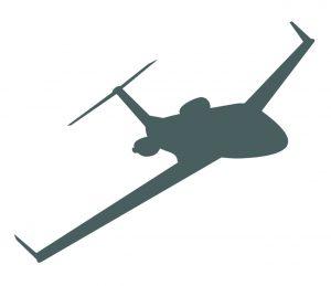 Fahrzeug_0011 Wandtattoo_Flugzeug
