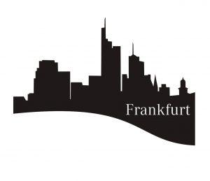 Stadt_0015 Frankfurt_silhouette_Wandtattoo