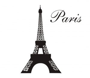 Stadt_0017 Paris_Eifelturm_Wandtattoo