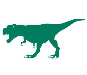 fantasy_0034 dinosaurier Wandtattoo