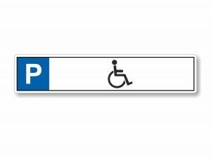 546-Parkplatzschild-Behinderten-Zeichen
